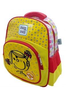 Τσάντα Νηπίου Πλάτης με Φωτάκια - Μικροί Κύριοι - Η Κυρία Γελαστούλα