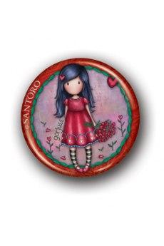 Santoro Συλλεκτικό Μαγνητάκι 5 - Love Grows