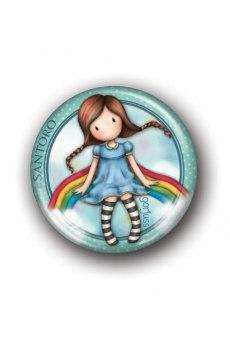 Santoro Συλλεκτικό Μαγνητάκι 11 - Rainbow Heaven