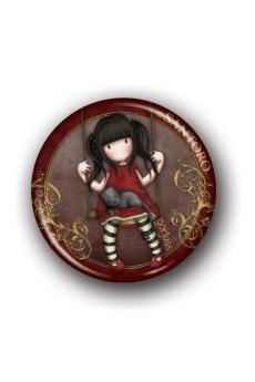 Santoro Συλλεκτικό Μαγνητάκι 18 - Ruby