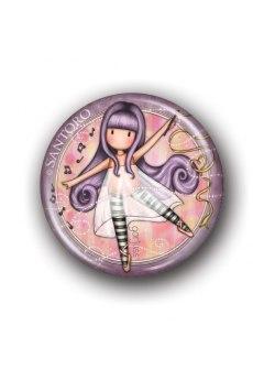 Santoro Συλλεκτικό Μαγνητάκι 29 - Little Dancer