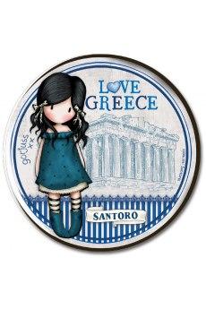 Μαγνητάκι 3D-Santoro-Greece 3