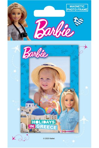 Barbie Μαγνητική Κορνίζα-Διακοπές στην Ελλάδα